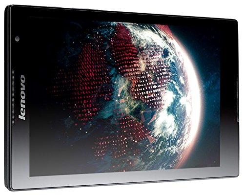 "Lenovo S8-50 Tablette tactile 8"" (20,32 cm) Intel Z3745 QC 1,86 GHz 16 Go Androïd KitKat 4.4 Wi-Fi Noir"