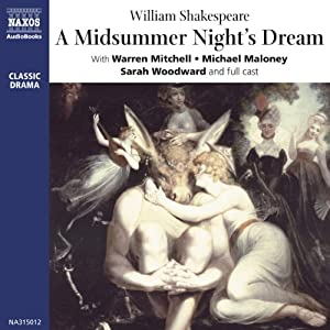 A Midsummer Night's Dream (Dramatized) Hörspiel
