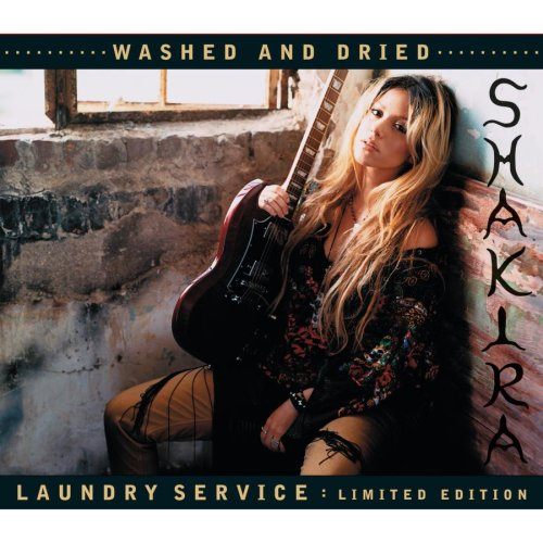 Shakira - Laundry Service: Washed & Dried Edition - Zortam Music
