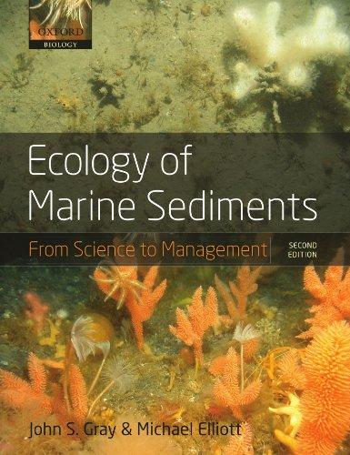 Ecology of Marine Sediments (Oxford Biology)