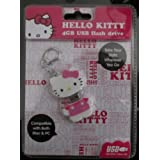 Hello Kitty 4GB USB Flash Drive (46109-HK)
