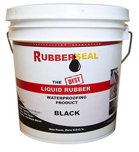Rubberseal Liquid Rubber Waterproofing and Protective Coating -- Roll On (Pond Sealer compare prices)