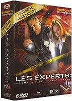 Les Experts : L'Intégrale saison 3 - Coffret 6 DVD