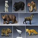 ミニチュアプラネット Vol.7 -集めて広がる動物フィギュアの世界- 全8種セット エイコー プライズ