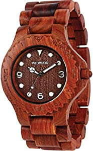 WeWOOD ALUDRABROWN Aludra Brown Watch