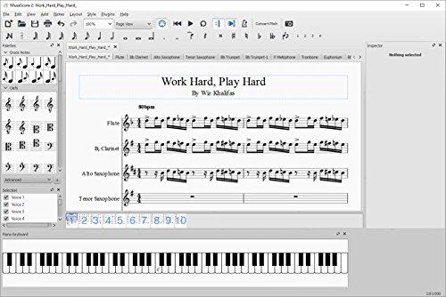 MuseScore - Music Score Creator - Create, Play, Print and Share Beautiful  Sheet Music