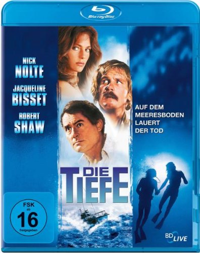 Die Tiefe - Thrill Edition [Blu-ray]