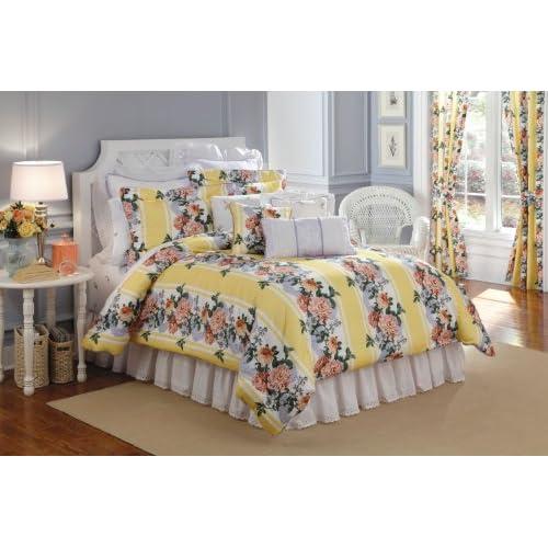 Amazon.com - Croscill Home Princess Full Comforter Set ...