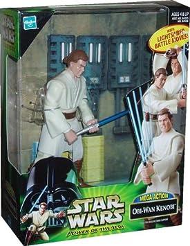 Star Wars Power of the Jedi - 84528 - Mega Action Obi-Wan Kenobi