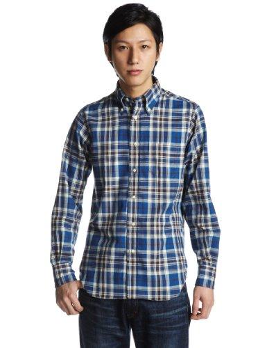 (インディビジュアライズドシャツ)INDIVIDUALIZED SHIRTS チェックシャツ E64NTP 5 チェック 15