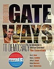 Gateways to Democracy: The Essentials (I Vote for MindTap)