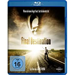 Final Destination [Blu-ray]