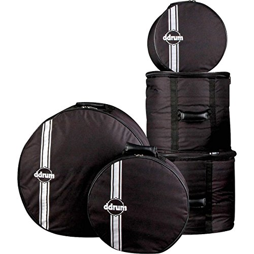 Ddrum Accessories Dd Bag Punx Blk Punx Configuration Drum Set Cases
