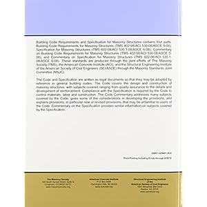 ACI 530-08 Building Code Livre en Ligne - Telecharger Ebook