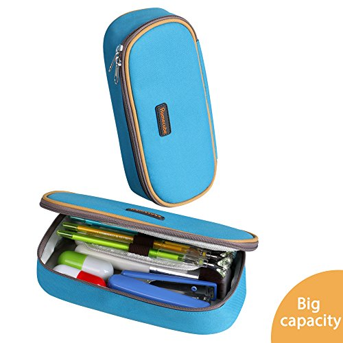 Homecube Pencil Case, Blue (Pencil Art Box compare prices)