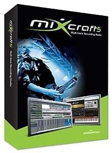 Acoustica Mixcraft 5 Audio MIDI Music Recording Software V 5