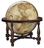 Replogle Globes Colonial Globe, Antique Ocean, 12-Inch Diameter