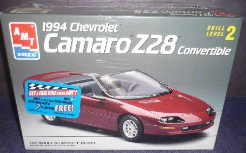 1994 chevrolet camaro z28 convertible model kit