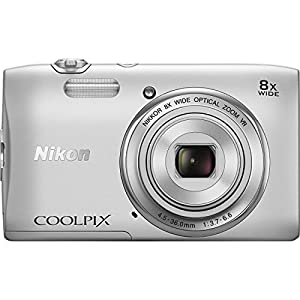 Nikon COOLPIX S3600 20.1MP 2.7