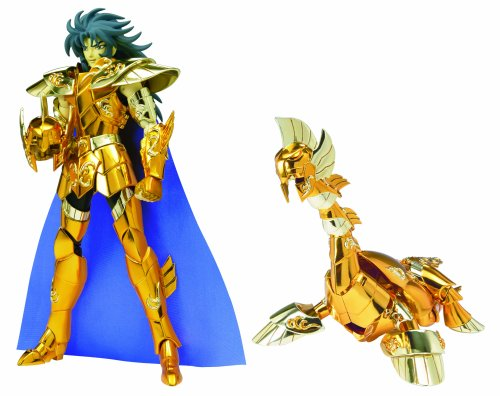 Bandai - Chevaliers du Zodiaque - 45823T2 - Figurine de Collection - Myth Cloth Dragon Des Mers