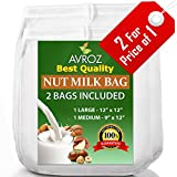 My Best Nut Milk Bag - 2 Pack Large (12