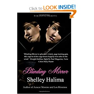 African American book review for Blinding Mirrors by Shelley Halima