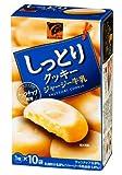 カバヤ しっとりクッキー ジャージー牛乳 1枚10袋×5個