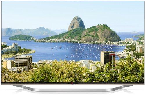 LG 55LB731V 139 cm (55 Zoll) Fernseher (Full HD, Triple Tuner, 3D, Smart TV)
