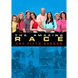 Amazing Race Season 5 (2004)