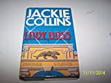 Lady Boss hardback by Jackie Collins