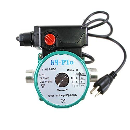 HSH-Flo-34-110V-Hot-Water-Circulation-Pump-SS-NPT-Circulator-Pump-For-Solar-Heater