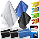 Microfiber Cleaning Cloth (6-pack)