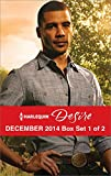 Harlequin Desire December 2014 - Box Set 1 of 2: The Secret Affair\Pregnant by the Texan\Christmas in the Billionaires Bed