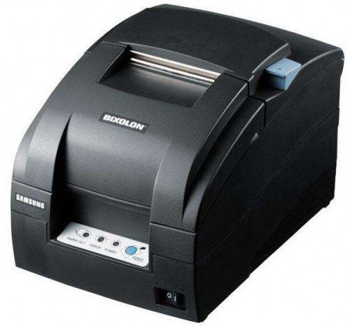 Sale!! Samsung Kps SRP275A Impact 2CLR Receipt Printer Serial Grey