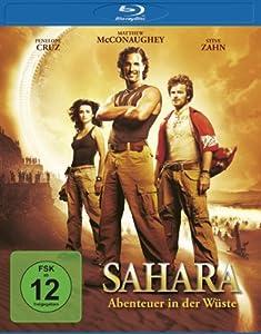 Sahara - Abenteuer in der Wüste [Blu-ray]