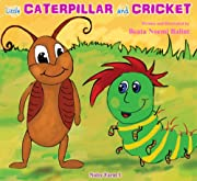 Children's books : Little Caterpillar And Cricket (Children's Picture Book - Bedtime stories for children)