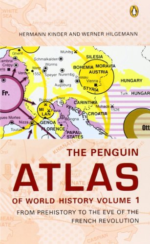 The Penguin Atlas of World History: Volume 1: From...