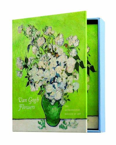 Metropolitan Museum of Art Keepsake Boxed Notes, Van Gogh Flowers (MN801)