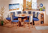 Dining Set, Kitchen Nook, Breakfast Nook, Corner Bench Innsbruck