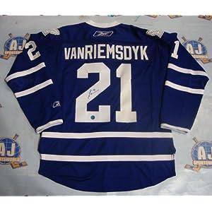 James Van Riemsdyk Toronto Maple Leafs Rbk Premier Hockey