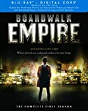 Boardwalk Empire: The Complete First Season [Blu-ray] (Sous-titres français)