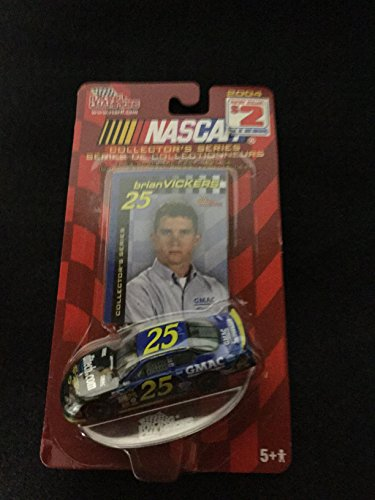 racing-champions-chase-for-the-nextel-cup-collectors-series-25-brian-vickers-2004-edition-1-64-scale