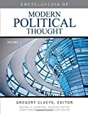 Encyclopedia of Modern Political Thought (0872899101) by Claeys, Gregory