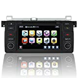 Koolertron For BMW 3 Series E46 1999-2005 Car DVD GPS Sat Navi Navigation player with 7