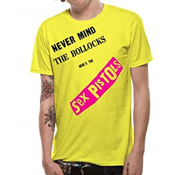 Sex Pistols - Never Mind The Bollocks T-Shirt L