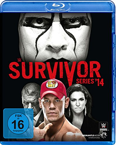 Survivor Series 2014 [Blu-ray]
