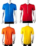 TALL MAN'S Cycling Jersey Bicycle Biking Shirt