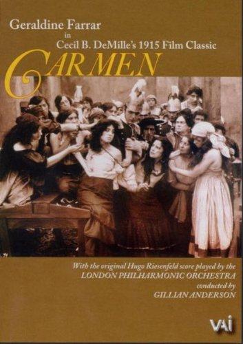 Cecil B. De Mille's Carmen [1915] [DVD] [US Import] [NTSC]