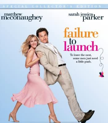 Failure to Launch [Blu-ray] [Import]