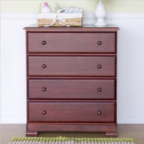 Check Out This DaVinci Kalani 4 Drawer Baby Dresser - Cherry
